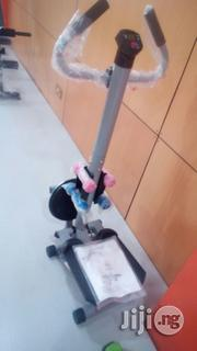 Stepper With Dumbell | Sports Equipment for sale in Wuye