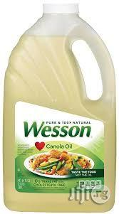Wesson Canola Oil   Agriculture and Foodstuff for sale in Lagos