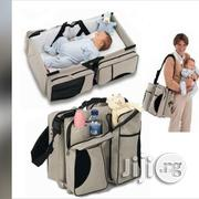 Mum's Bag All In 1 Foldable Bed | Maternity and Pregnancy for sale in Ikoyi