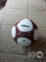 Wilson Football | Sports Equipment for sale in Ikoyi