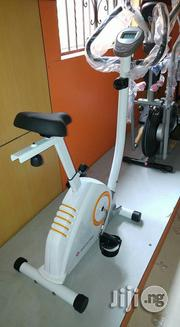 White Magnetic Bike | Sports Equipment for sale in Ikorodu