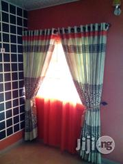 Lemon Green And Black Curtain | Home Accessories for sale in Ikoyi