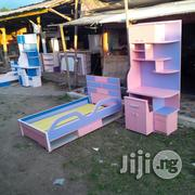 Children. Bed Table Shelf | Children's Furniture for sale in Lekki