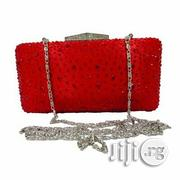 De Peridots Red Stone Purse | Bags for sale in Apapa-Iganmu