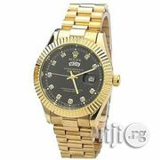 Rolex Men's Chain Wristwatch - Gold | Watches for sale in Apapa-Iganmu