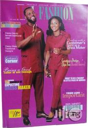 Order Your Afri-Fashion Magazines | Books and Games for sale in Lagos