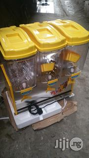 3 Tank Juice Dispersal (18 Litter×3) | Commercial Equipment and Tools for sale in Apapa-Iganmu