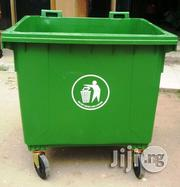 1100 Litre Waste Bin With 4 Wheels & Cover (Plastic) | Home Accessories for sale in Ikoyi