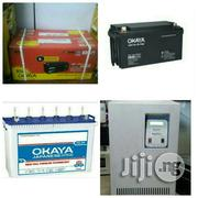 200ah/12v Okaya Battery | Hand And Power Tools for sale in Owerri Municipal