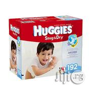 Huggies Snug & Dry Diapers Size 4 192 Count | Baby Care for sale in Lagos