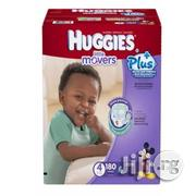 Huggies Little Movers Plus Size 4 180 Count | Baby Care for sale in Lagos