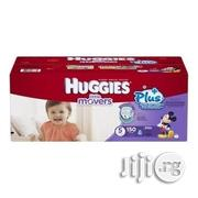 Huggies Little Movers Plus Size 5 150 Ct | Baby Care for sale in Lagos