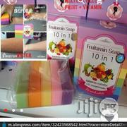 Fruitamin 10 In 1 Whitening Soap | Bath & Body for sale in Alimosho